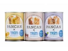 防腐剤不使用で3年保存OK!焼きたてのように柔らかい備蓄用パン「PANCAN×TRIM」