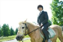 上川隆也、『遺留捜査 スペシャル』で約10 年ぶりの乗馬シーン