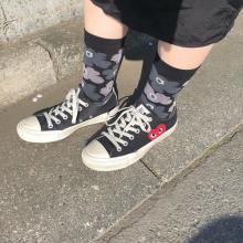 こんなかわいい靴下もあったの?大胆な花柄がおしゃれな「マリメッコ」の靴下はコーデのアクセントにぴったり◎