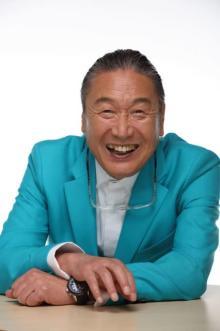 山本寛斎さん、未来担う人へ応援の言葉「もっと行け!」 比叡山延暦寺で「光」の演出