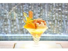 「神戸ポートピアホテル」の新作かき氷!和と洋の2テイストが登場