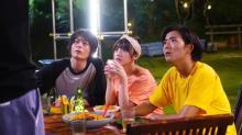 与田祐希、竜星涼&犬飼貴丈に水吹きかける… 『ぐらんぶる』大喜利シーン解禁
