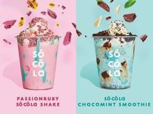 ひんやりチョコドリンク&290円の贅沢かき氷も♡濃厚チョコ専門店「ソコラ」の夏限定メニューはチェックした?