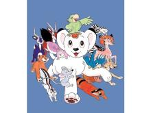 新宿小田急で「ジャングル大帝70周年記念 手塚治虫版画展」が開催!