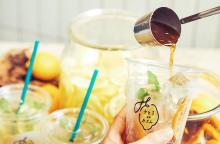 国産のレモンにこだわる、自然派レモネード専門店♡「さとうtoレモン」が夏季限定でなんばCITYに登場します