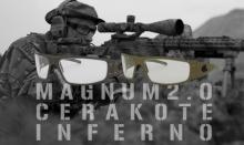 USAハンドメイドアイウェア ゲイターズ調光レンズ採用のMAGNUM 2.0セラコート塗装フレーム2種が新発売 【アニメニュース】