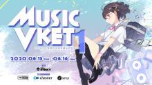 「アイマリン・ナギナミ」プロジェクト バーチャル空間の音楽系展示即売会「MusicVket」へ出展決定! 【アニメニュース】