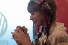 『女子グルメバーガー部』第5話は瑛茉ジャスミン、松田るかが出演