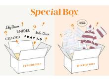 USAGI ONLINEオンラインだけで買えるお得な『Special Box』が登場!
