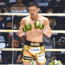 『RIZIN.22』江幡塁、親友・三浦春馬さんに捧げる勝利「リングでメッセージを送り続ける」