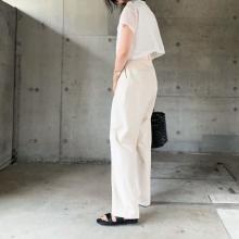 【今週なに着る?】35度の猛暑日はホワイトコーデで涼しげ♡アイテムにこだわって自分らしいファッションに