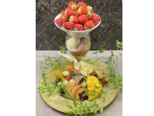 「野菜パフェ」も!名古屋クレストンホテルにインパクト大なパフェが新登場