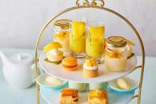 旬のマンゴーをリッチに堪能♡「ホテル インターコンチネンタル 東京ベイ」でちょっと優雅にお茶してみたい