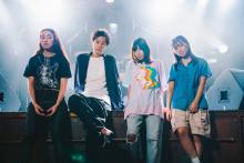 白石聖、大原優乃&長井短と劇中バンド結成「少しでも明るく笑っていただけたら」