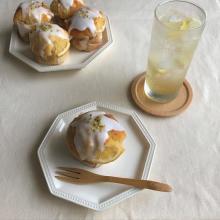夏限定「おうちレモンカフェ」開店♩レトロかわいいあのケーキも手作りでご用意しております♡