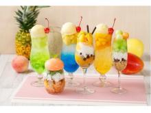 「アリスのファンタジーレストラン」でトロピカルな夏スイーツを満喫!