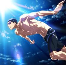 京アニ制作、アニメ『Free!』完全新作劇場版が来年公開決定 ティザーPVなど解禁