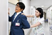 三吉彩花、高橋克典と13年ぶりの共演 『庶務行員・多加賀主水』第5弾