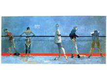 今こそ感じるべき人間の矜持「ロバート・ハインデル展−心の絆−」開催