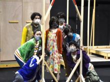 生駒里奈主演舞台『かがみの孤城』けいこ場公開 ダンスシーンは息の合った動き披露