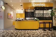 本格台湾茶×フルーツティーでクールダウンしちゃお♩台湾発「Sharetea」日本1号店が新宿マルイにオープン!