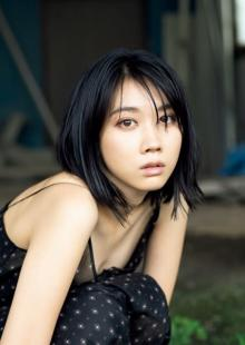 松本穂香、16ページのフォトストーリー 『週プレ』大ボリュームグラビア登場