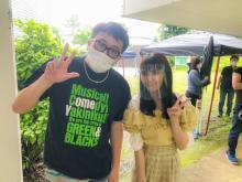 浅川梨奈『親バカ青春白書』こっそり出演「福田さんのことが大好きすぎて…」