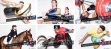東京パラリンピック開幕まであと1年『WHO I AM』シーズン5登場選手発表