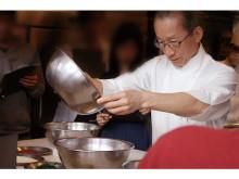 フレンチレストランOZAWAプレゼンツ!「小沢貴彦の料理教室 vol.20」開催