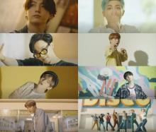 "BTS、NGシーン入り「Dynamite」MV""B-side""公開「ゆるゆる感最高」"