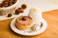 """旬の""""栗""""をふんだんに使ったパンケーキも♡この秋もエッグスンシングスの期間限定メニューが見逃せません!"""