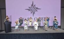 JO1、国民プロデューサー代表・ナイナイのサプライズに感激 ダンス共演を熱望「一緒にやりたい!」