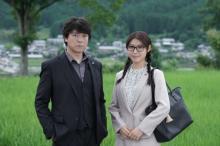 瀧本美織、初共演の上川隆也のバディ役「2人のコンビネーションを楽しんで」