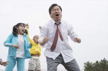 『浦安鉄筋家族』8発目は夏にピッタリ心霊祭り