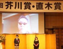 直木賞作家・馳星周氏「賞がほしくて小説を書いているわけではありません」