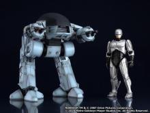 圧倒的クオリティで再現!合金フィギュア「ロボコップ」とプラスチックモデル「ED-209」が同時リリース 【アニメニュース】