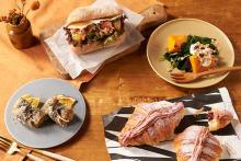 イタリアンベーカリー「プリンチ」に秋到来♡パンやデザートにサンドイッチ…全部おいしそうで目移りしちゃう…