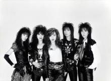 SHOW-YA、10月に1989年ツアー再現ライブ開催へ デビュー35周年記念企画
