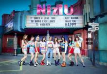 NiziU『THE MUSIC DAY』でTV初歌唱へ MV1億再生突破「メキハピ」披露