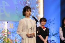 桜井ユキ『だから私は推しました』で演技賞受賞に喜び「私にとって今後も残っていくこと」
