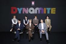 BTS、韓国アーティスト初の米ビルボード1位に喜び 次なる目標は「グラミーを狙いたい」