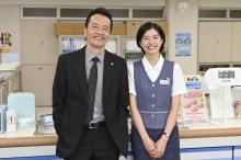佐久間由衣、『未解決の女』遠藤憲一の娘役 「雰囲気が似ている」と評判に