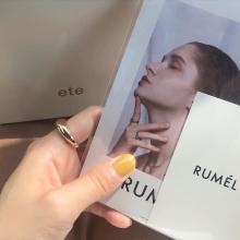 ずっと身に付けたい、唯一無二のぷっくり感。自分へのご褒美に「RUMÉL」のジュエリーはいかが?