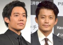 小出恵介、小栗旬兄弟と再会3ショット公開「最高です!!!!」「素敵な笑顔」
