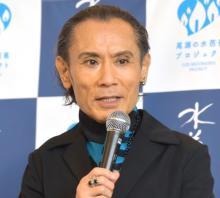 片岡鶴太郎、ヨガ丸9年で効果実感 『麒麟がくる』役作りにも生きる「眼球を鍛えているから」