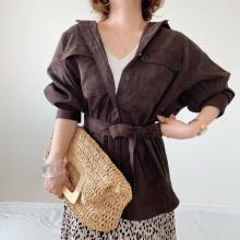 買うっきゃない♡GUの「コーデュロイオーバーサイズシャツ」は、投入するだけで秋のおしゃれ度急上昇◎