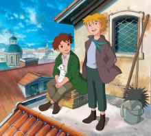 放送25周年記念 9月1日からYoutube「日本アニメーション・シアター」で 「ロミオの青い空」を全話一挙配信! 【アニメニュース】