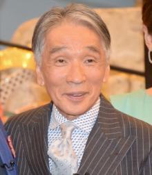 堺正章、74歳SNSデビューで「ツウィッター」トレンド入り ぺこぱとの自撮りに「星3つです」