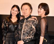 篠山紀信氏、初の劇場作品が公開「不思議な感覚になりました」