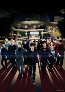 アニメ『IWGP』10・6放送開始 追加キャストに小野賢章、木村良平、諏訪部順一、津田健次郎ら